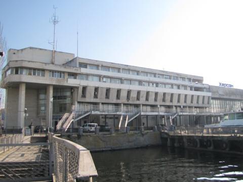 Херсон речной вокзал