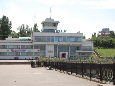 николаев речной вокзал