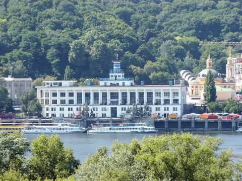 речной-порт-киев
