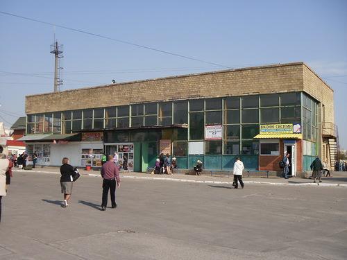 Автовокзал Калиновка
