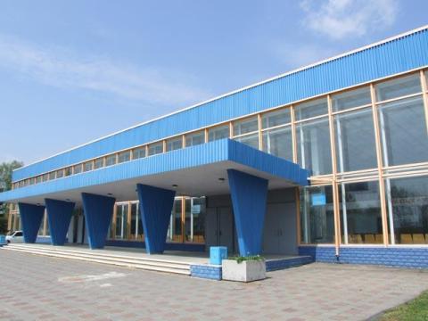 Международный аэропорт Ровно