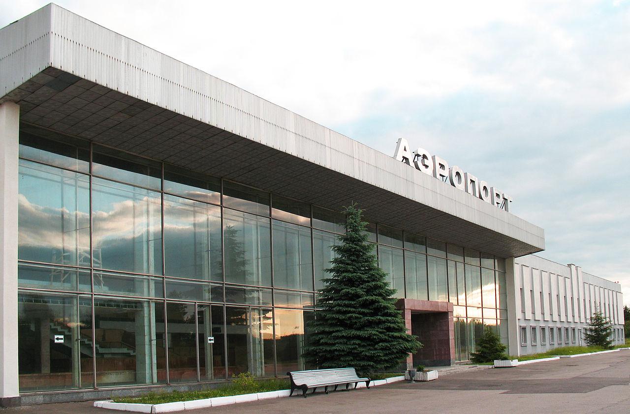 Международный аэропорт Полтава