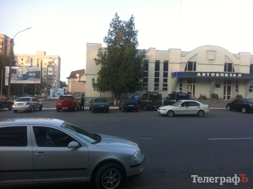Автовокзал Кременчуг