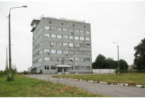 Аэропорт Хмельницкий