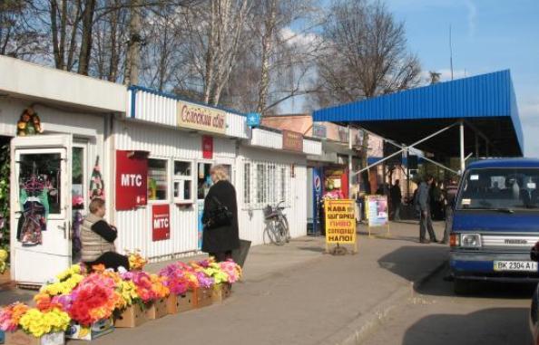 Автовокзал Млинов
