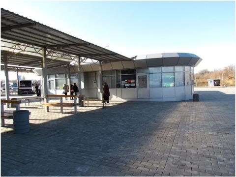 Автовокзал Донецк Западный