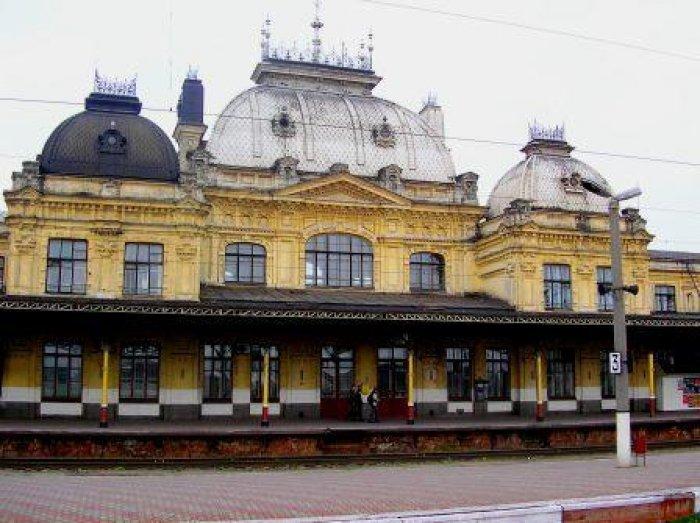 Железнодорожный вокзал Жмеринка