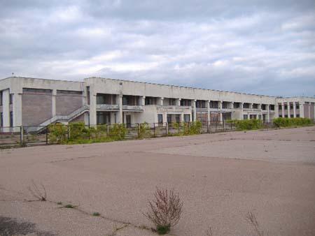 Аэропорт Чернигов
