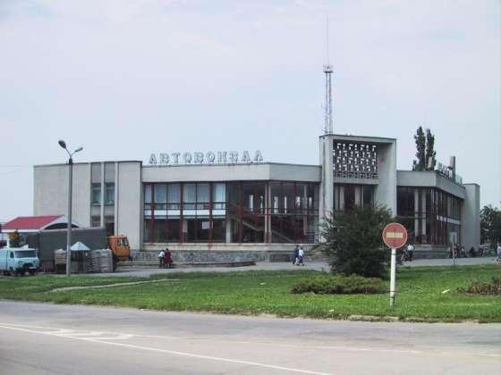 Западный автовокзал Винница