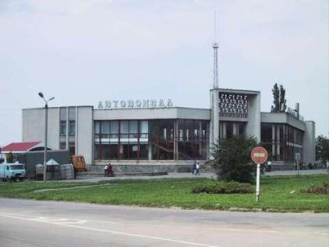 Центральный автовокзал Винница