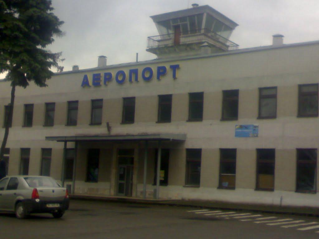 Аэропорт Тернополь