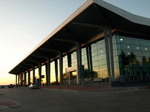 Международный аэропорт Харьков