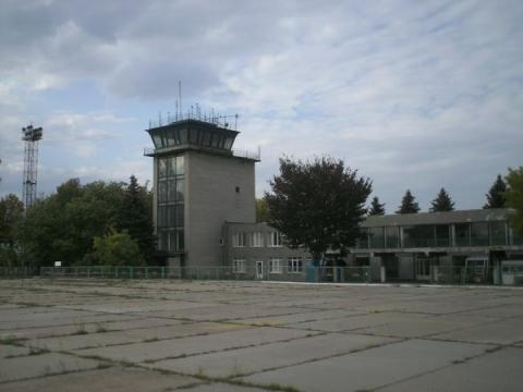 Аэропорт Краматорск