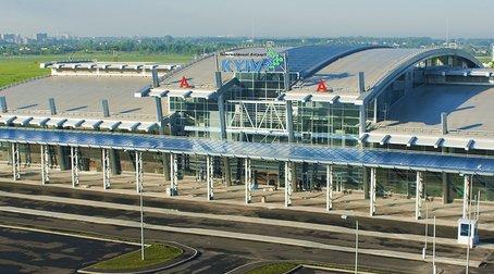 Международный аэропорт Жуляны