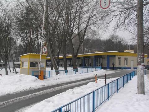 Автостанция Полесье