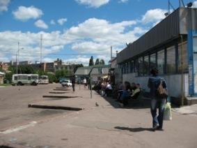 Автовокзал Коростень