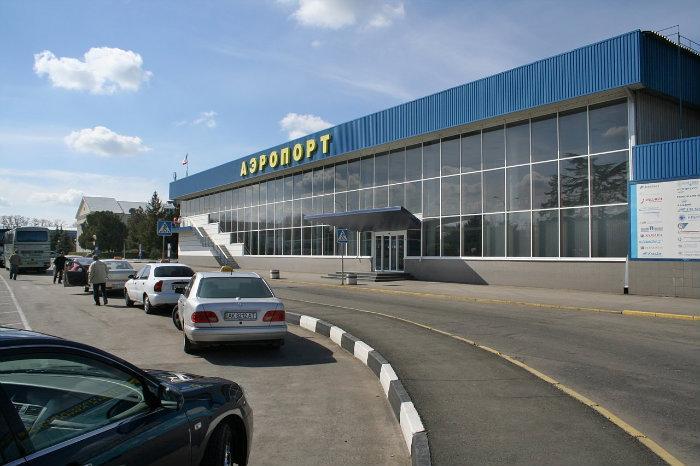 Международный аэропорт Севастополь