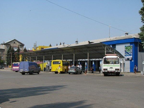 Автовокзал Горловка