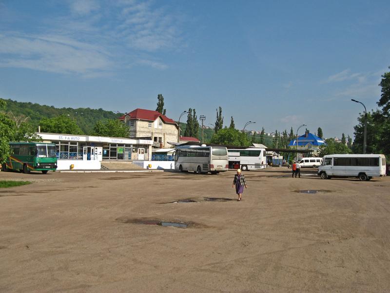 Автовокзал Крыжополь