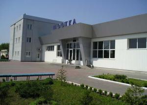 Железнодорожный вокзал Шостка